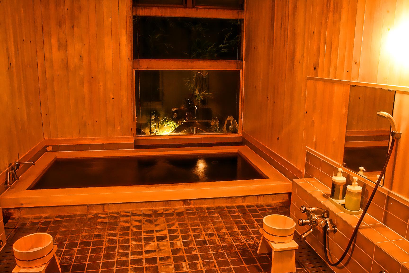 佐渡海洋深層水風呂