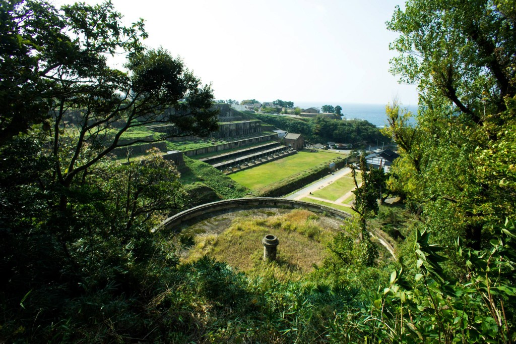 北沢浮遊選鉱場