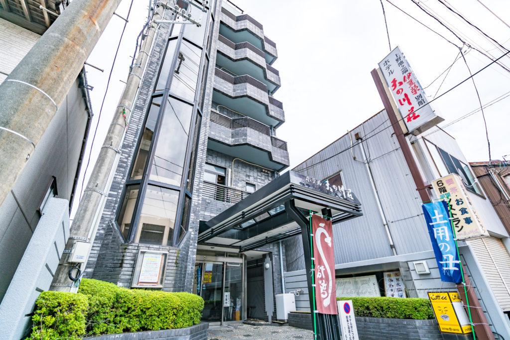 ホテル天の川荘