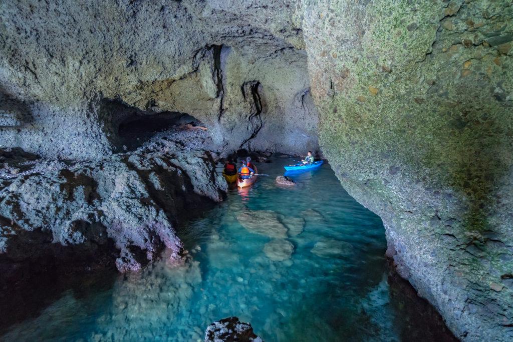 佐渡 青の洞窟