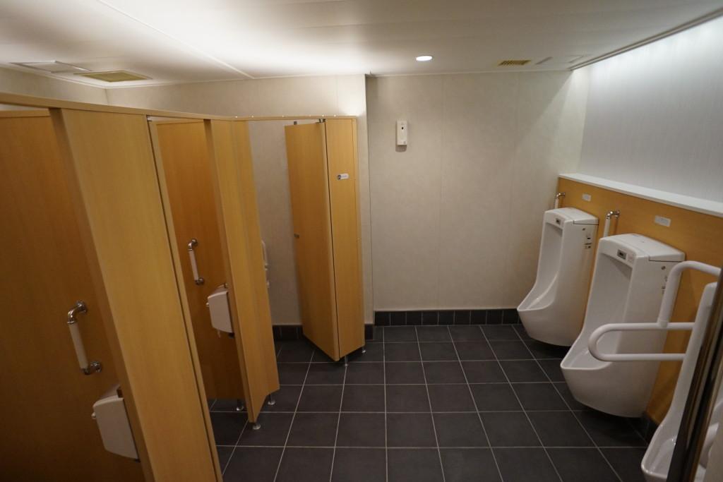 ときわ丸トイレ