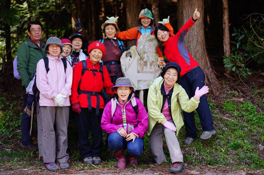 山旅人トレッキングツアー