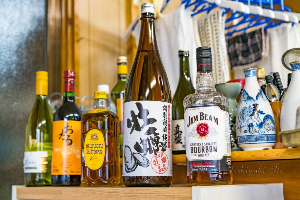 牡蠣に合う日本酒