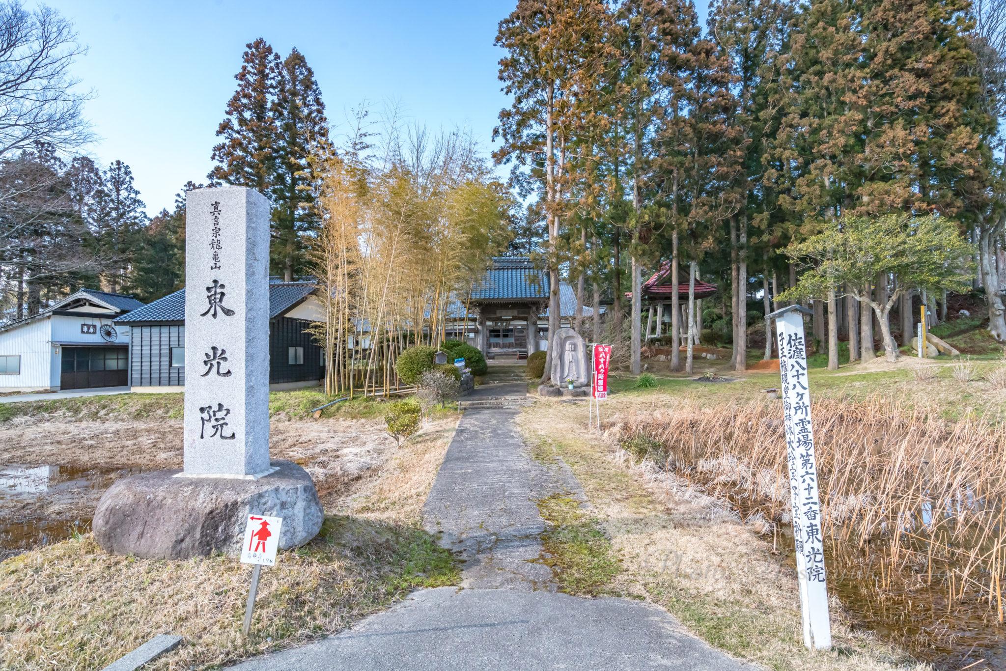 龍亀山東光院